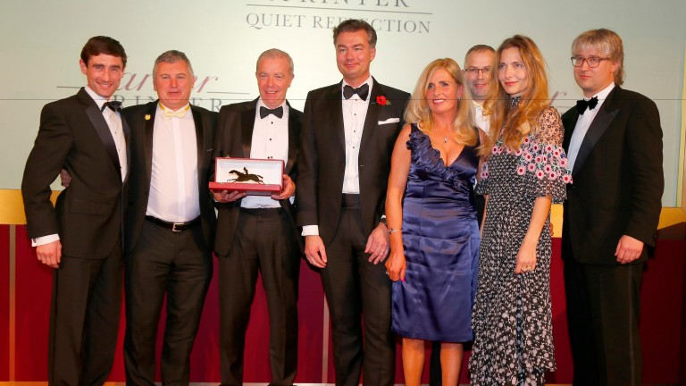 Connections of Quiet Reflection at the Cartier Awards