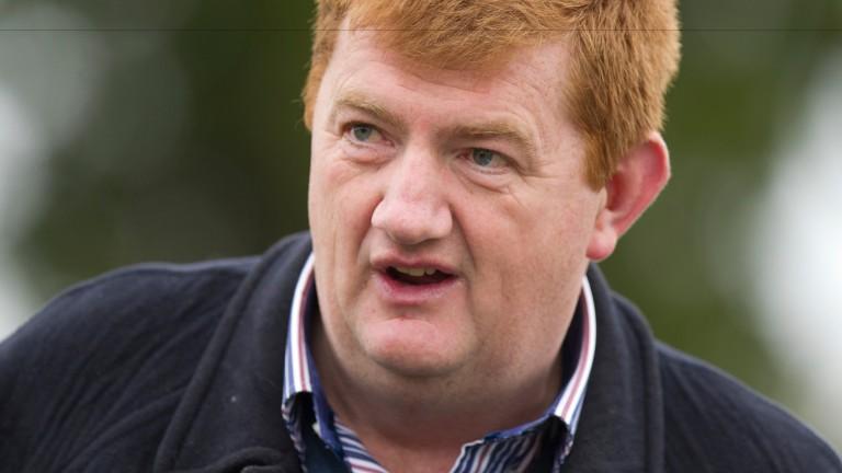 John 'Shark' Hanlon: his Diamond Dame tested positive for furosemide