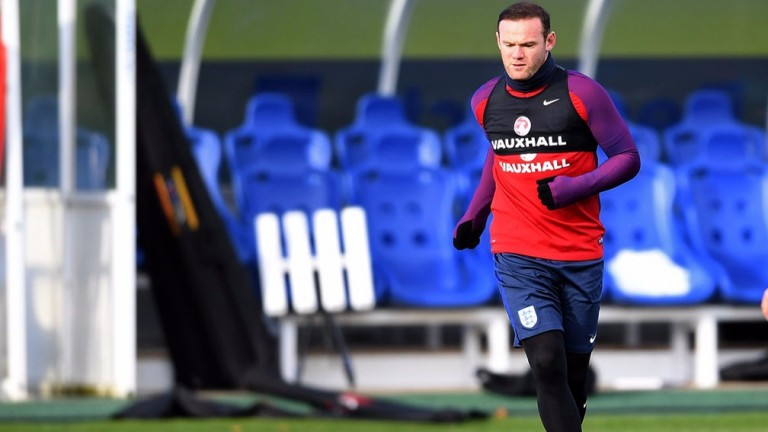 Wayne Rooney will captain England at Wembley