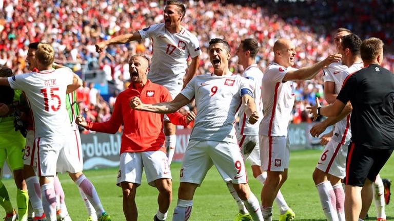 Poland look a team full of goals