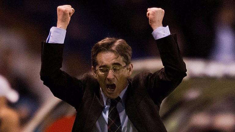 Fernando Vazquez cannot halt Mallorca's away troubles