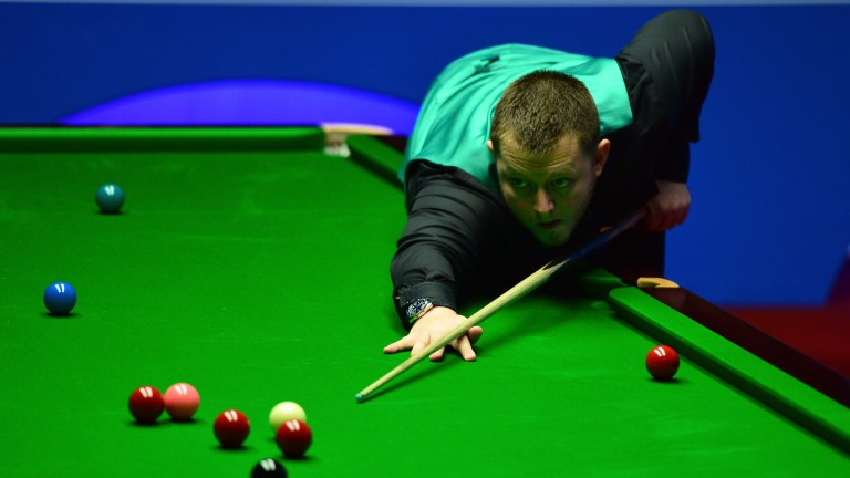 Mark Allen has made back-to-back semi-finals