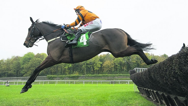 Thistlecrack: is now two from two over fences but there were a few scares along the way