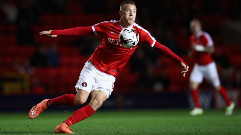 Fredrik Ulvestad of Charlton could be celebrating three points this weekend