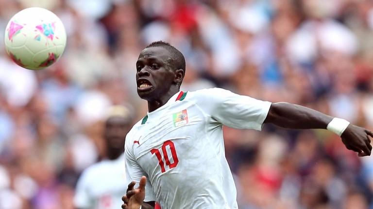 Liverpool?s Sadio Mane is part of a potent Senegal attack