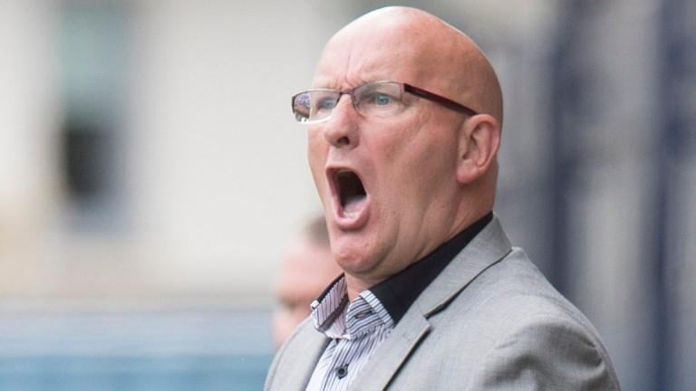 Jim Duffy's Morton should see off Dumbarton
