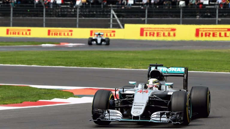 Lewis Hamilton is seeking a third successive Grand Prix win