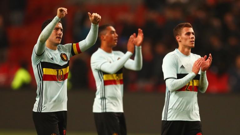 Belgium could run riot against Estonia