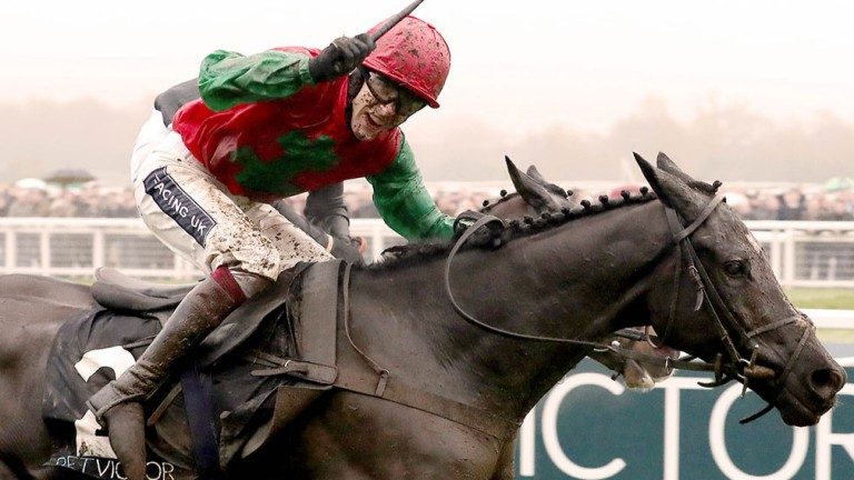 Taquin De Seuil and Aidan Colman land the spoils in the BetVictor in 2016