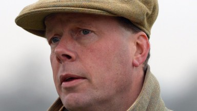 Henry Daly: holds strong claims of a winner with Queen Spud at Fakenham