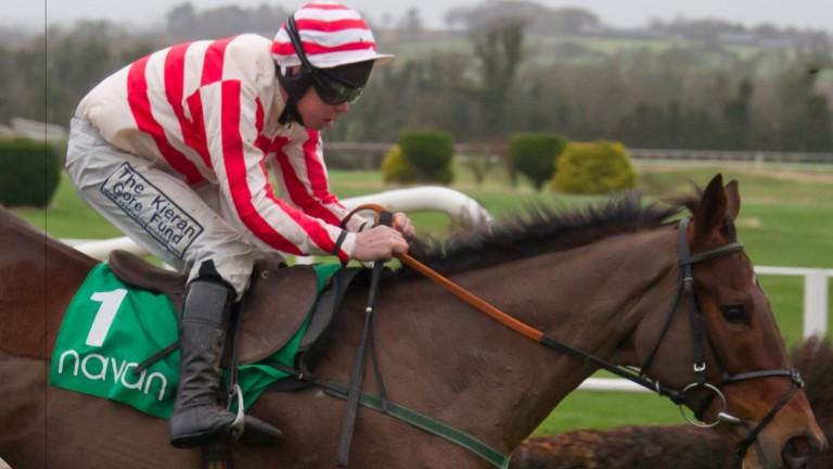 Sunday's Fortria winner in action at Navan last season