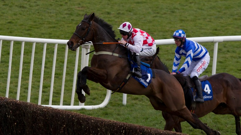 Flemenstar: the classy chaser is back at Fairyhouse