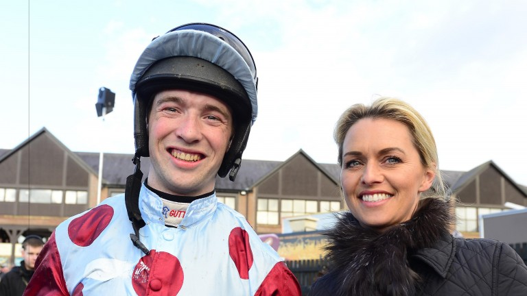 Jonathan Moore and Rebecca Curtis have an excellent strike-rate with chasers this season