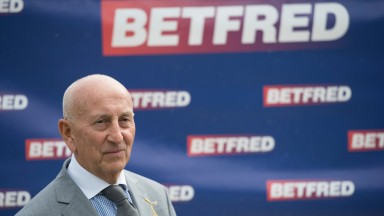 Betfred chairman Fred Done