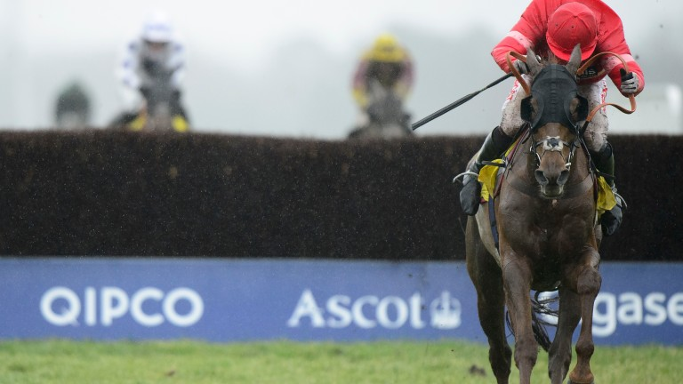 Silviniaco Conti has had the benefit of a run at Down Royal, only his second start since winning at Ascot in February