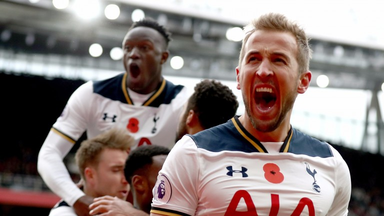 Harry Kane will be keen to get Spurs back on track