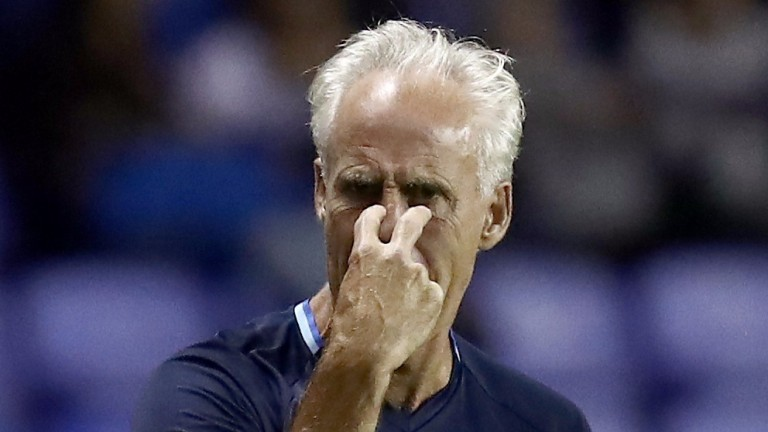 Ipswich manager Mick McCarthy is looking for back-to-back wins