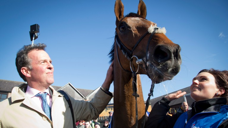 God's Own rounded off last season with Grade 1 successes at Aintree and Punchestown