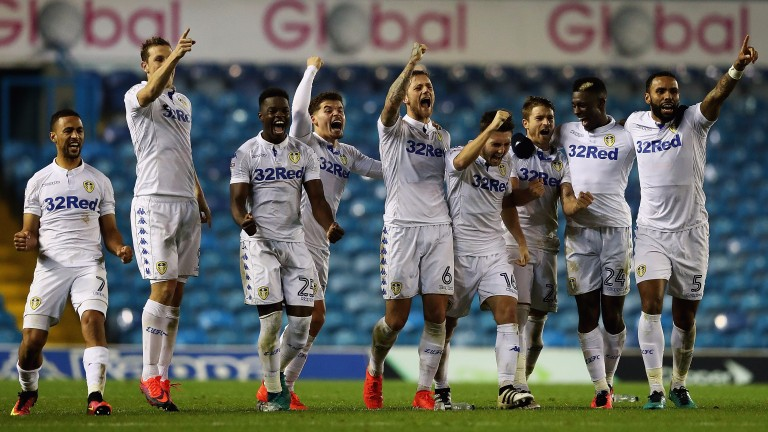 Leeds have been in cracking form