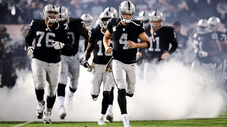 The Raiders have made an excellent start to the season