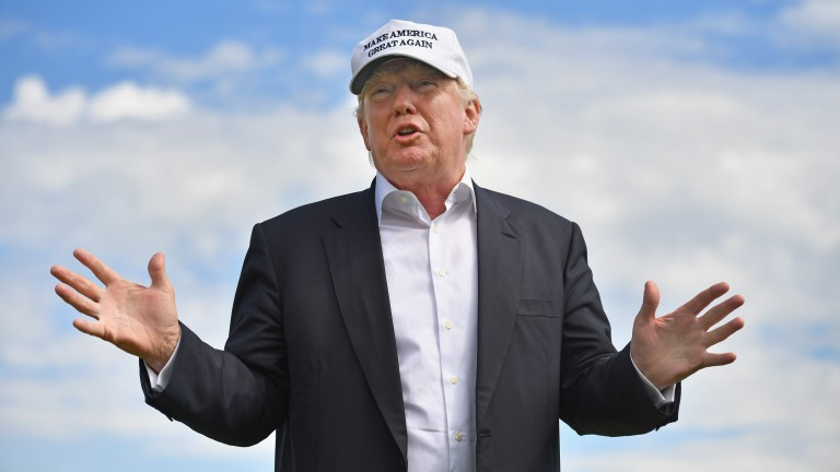 Donald Trump: breeders hoping he can create economic stimulus