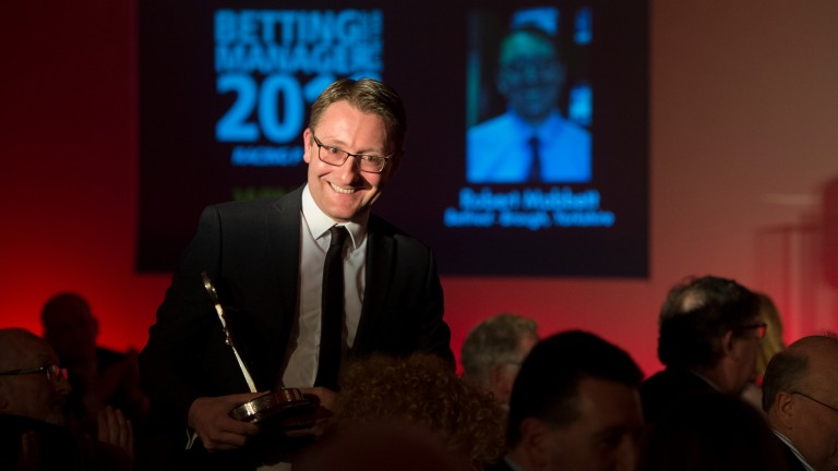 Robert Mabbett: 'I'm going to enjoy the year ahead,' says the new Betting Shop Manager of the Year