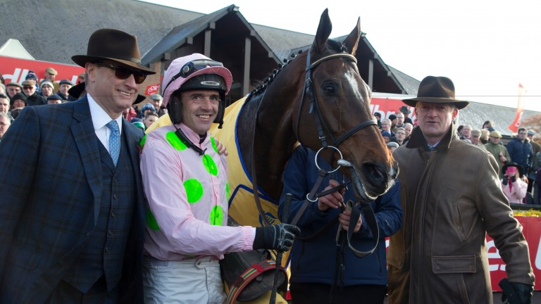 The Douvan team could be heading to Sandown on Saturday