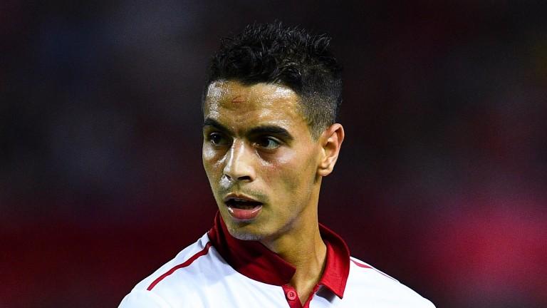 Seville striker Wissam Ben Yedder