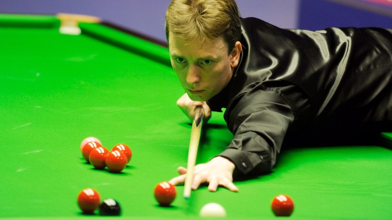 Ken Doherty is a three-time UK Championship runner-up