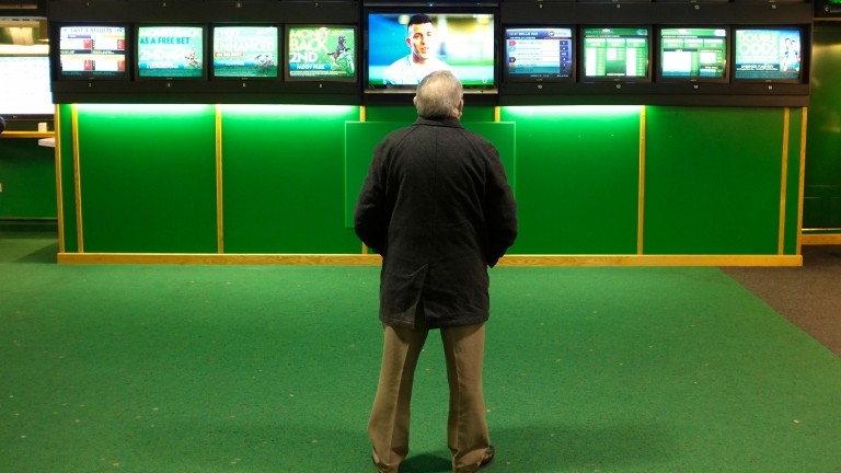 Betting shops: set to reopen on June 29