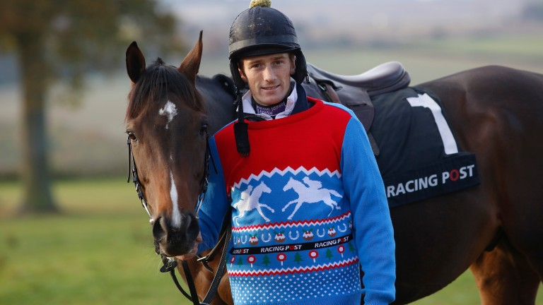 This year's Racing Post charity Christmas jumpers are in aid of Racing Welfare and if you would like to show your support do raise awareness on social media, using the hashtag #Jumpers4Racing, and make sure you get your jumper at racingpost.com/shop.