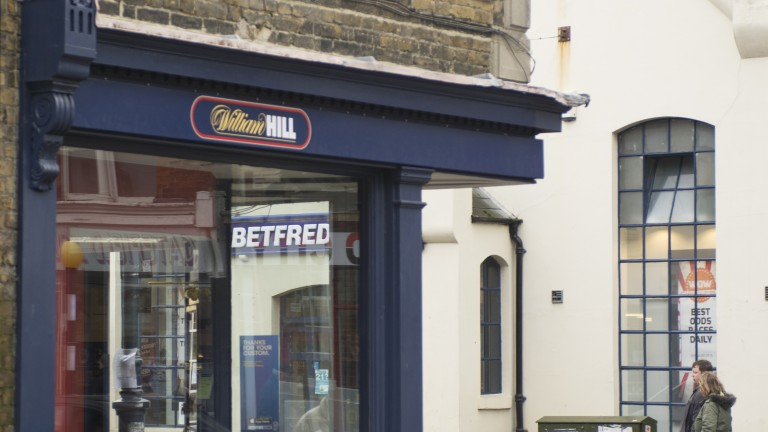 Betting shop numbers have fallen according to the latest Gambling Commission statistics