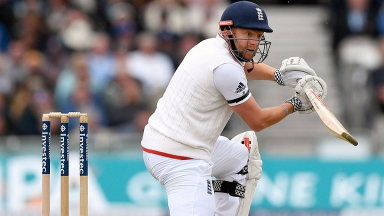 The consistency of Jonny Bairstow should boost England