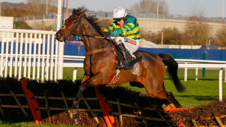 Unowhatimeanharry: takes the last in splendid isolation under Barry Geraghty