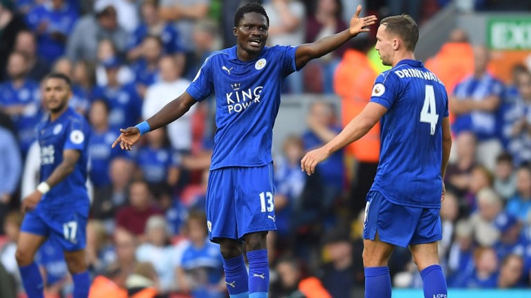 Champions Leicester have had their fair share of frustrations thIs campaign