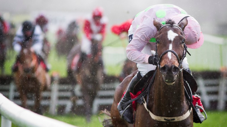 Min makes his eagerly anticipated chase debut at Navan