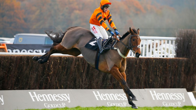 Thistlecrack was unchanged in the betting for the King George