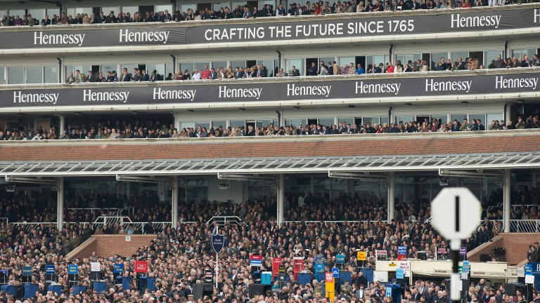 Hennessy day at Newbury: longstanding sponsorship