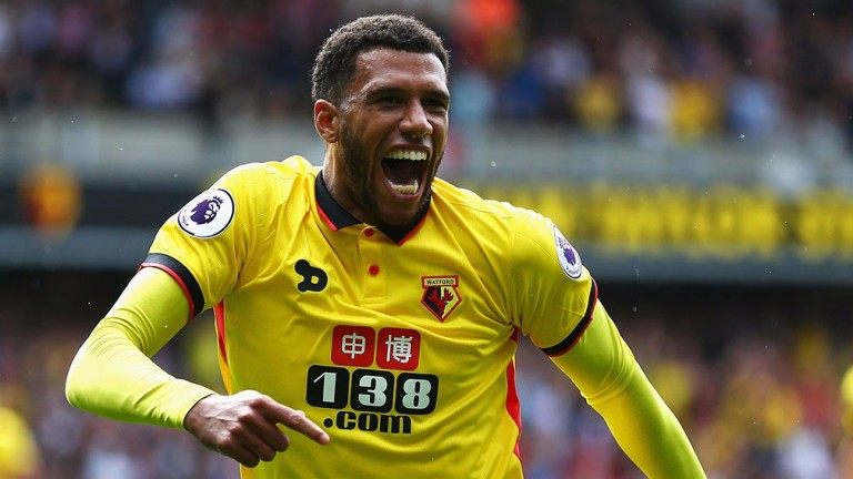Etienne Capoue has been in great nick for Watford