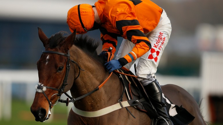 Thistlecrack: looking to cement his superstar status