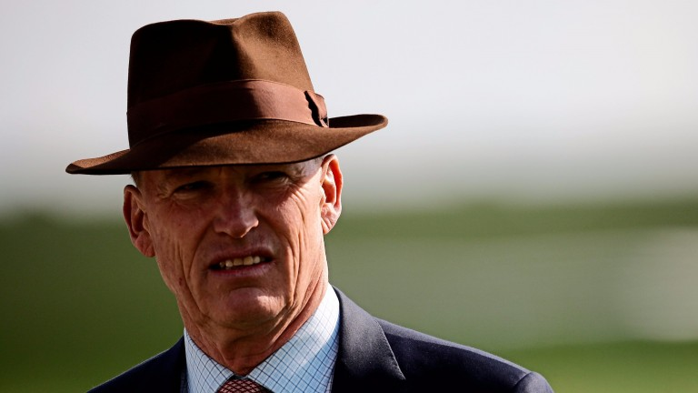 John Gosden: receives OBE for services to horseracing and training