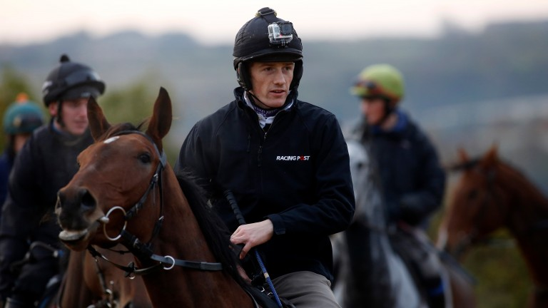 Sam Twiston-Davies returns from injury at Ffos Las on Wednesday aboard Southport