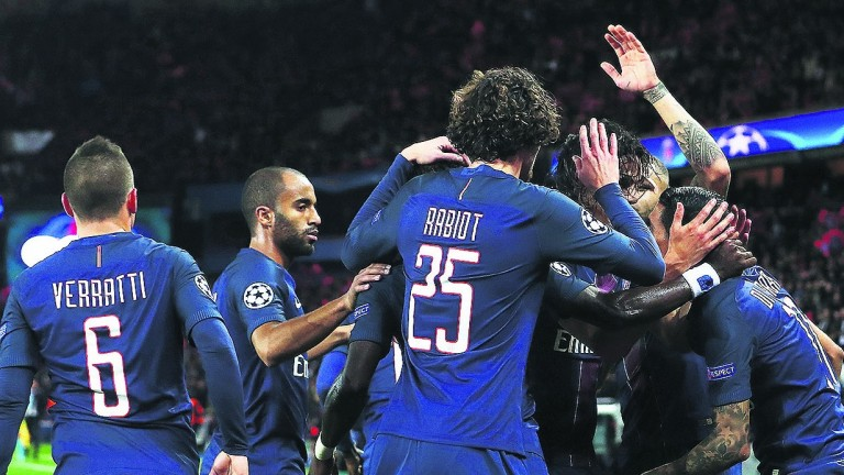 PSG look set for another comfortable victory