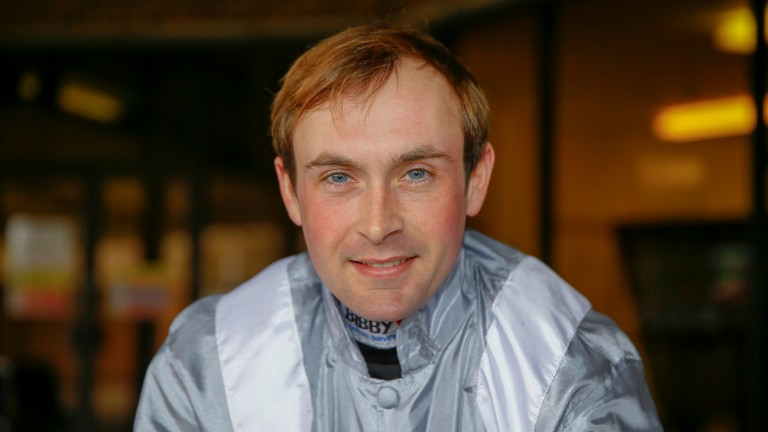 Nico de Boinville: injured at Cheltenham's open meeting