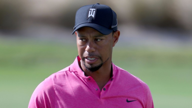 Tiger Woods will tee up alongside Jason Day and Dustin Johnson