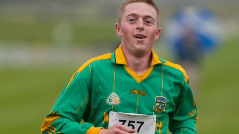 Keith Donoghue proves his fitness as first jockey home in Jog For Jockeys at the Curragh
