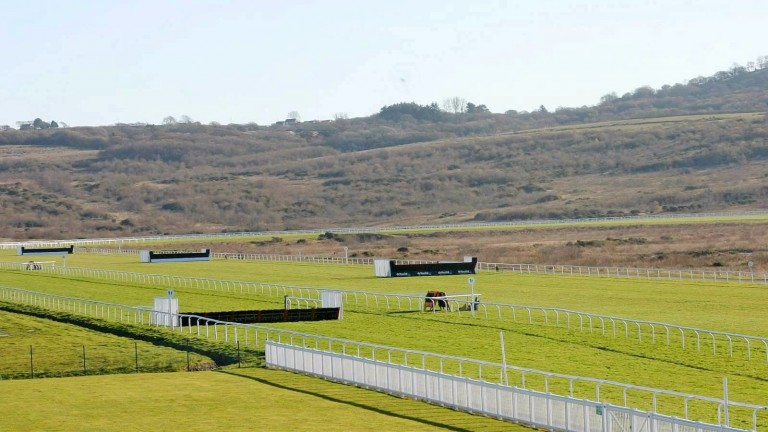 Ffos Las: stages a meeting on Sunday