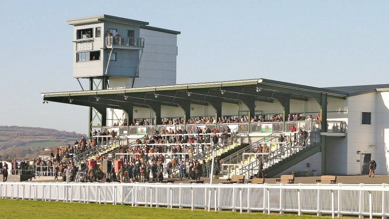 "Ffos Las: study  found ""alarming level of overrounds"" at Welsh course"