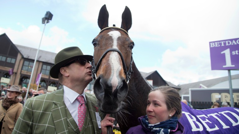 Rich Ricci turns to Vroum Vroum Mag in the absence of Annie Power and Faugheen