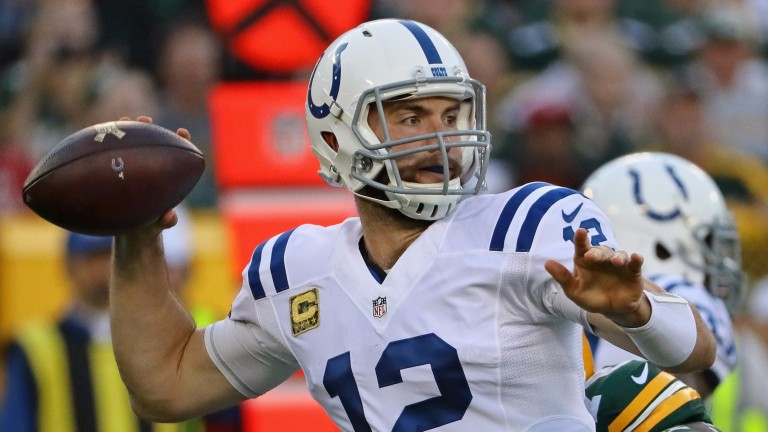 Indianapolis should welcome back Andrew Luck